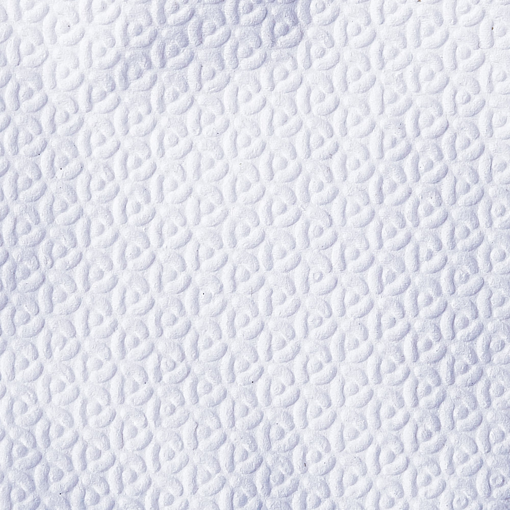 Close-up photograph of paper napkin texture